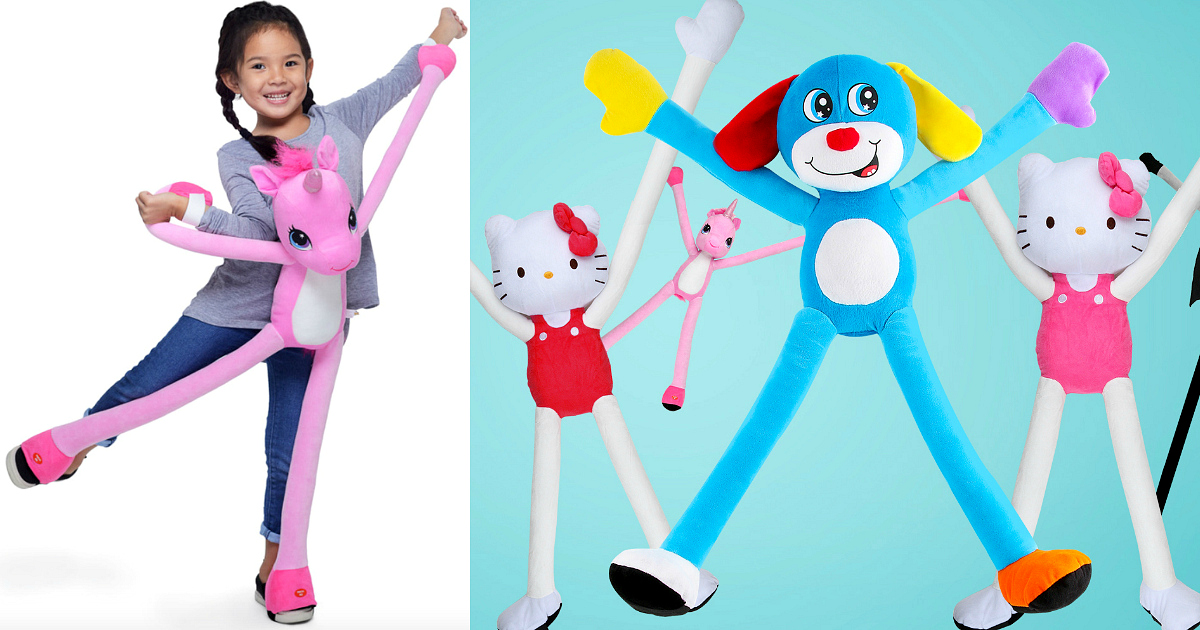 Hollar 30 Off One Item Stretchkins Life Size Plush Toys As Low