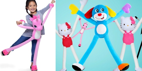 Hollar: 30% Off One Item = StretchKins Life Size Plush Toys As Low As $3.50 (Regularly $17)