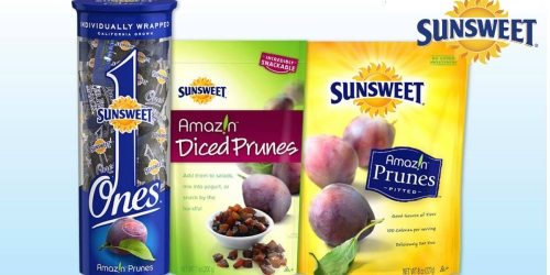 $5 Worth of Sunsweet Prunes & Juice Coupons