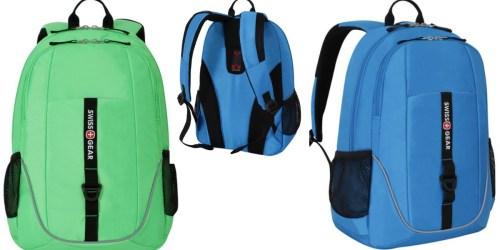 Amazon: SwissGear Computer Backpacks Starting at $10.85 (Regularly $39.99)