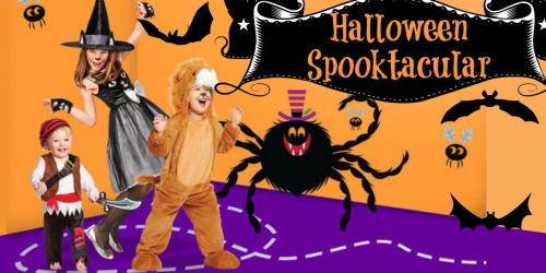 Target: Halloween Spooktacular Event on October 29th, 10AM-1PM (Free Goodie Bags & More)