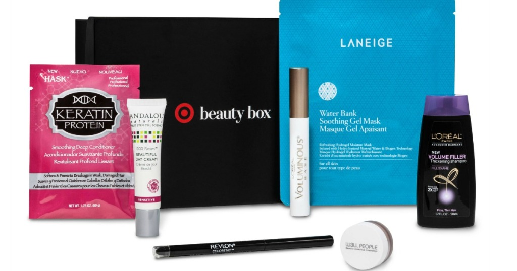 target-november-beauty-box