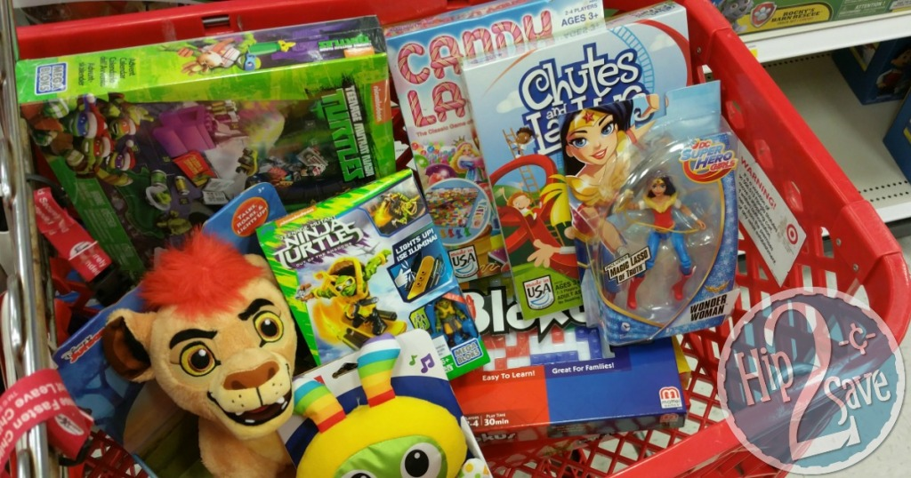 80cc2bb3334 Target Cartwheel: 50% Off a Different Toy Each Day (Starts Tomorrow ...