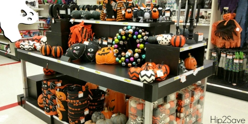 Target: 25% Off Halloween Decor, Party Supplies & Costumes + $5 Off $30 Purchase (In-Store & Online)