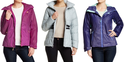Nordstrom Rack: 75% Off Clear the Rack Sale = The North Face Women's Insulated Jackets Just $67.28