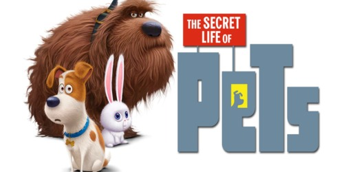 Target.com: Pre-Order The Secret Life of Pets Blu-ray Combo for Only $17.99 (After Gift Card)