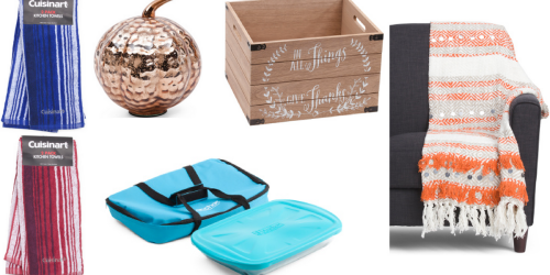 TJMaxx: FREE Shipping On ANY Order = Home Decor Items as Low as $5 Shipped