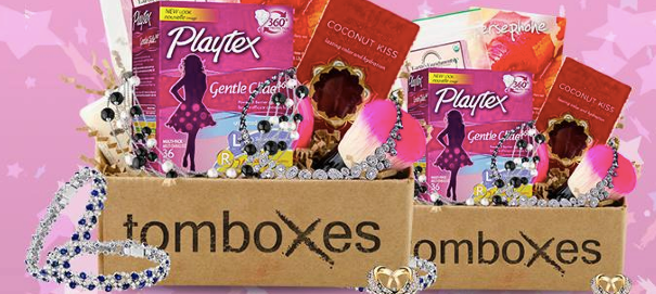 TomBoxes Subscription Box