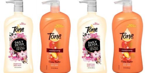 Target: Large Bottles of Tone and Dial for Kids Body Wash Only $1.49 Each (After Gift Card Offers)