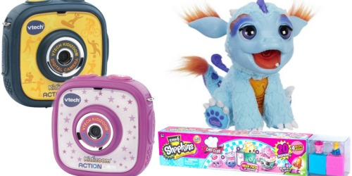 Target.com: 20% Off Select Toys = Save BIG on Vtech Kidizoom Camera, FurReal Dragon & More