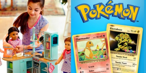 FREE ToysRUs Events: American Girl (10/29 Only) & Pokémon Trade Event (10/30, 2PM-4PM)