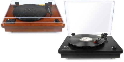 Amazon: Bluetooth Turntable w/ Built-in Stereo Speaker $65.99 Shipped (Regularly $149.99)