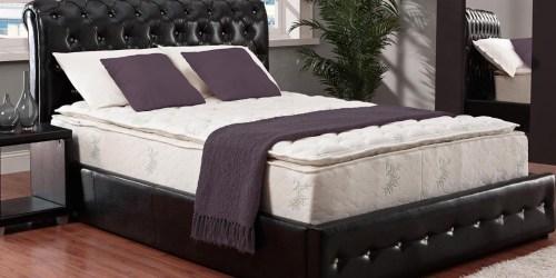 Amazon: Signature Sleep King Size Mattress Only $275.03 Shipped (Regularly $578)