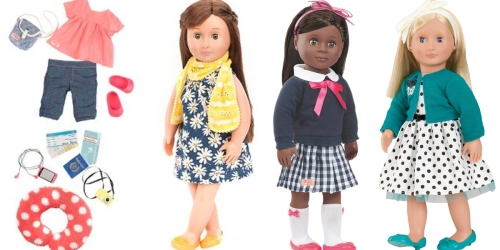 Target.com: Extra 20% Off Our Generation Dolls & Accessories = 18″ Dolls Only $19.99
