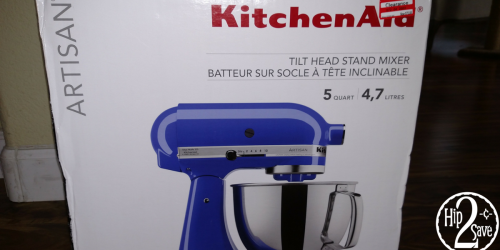 Target Clearance: KitchenAid Mixer Possibly Only $75.04 (Regularly $299.99)