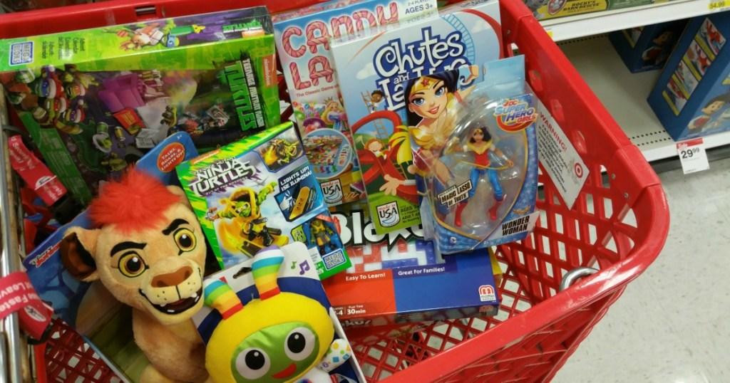 Target Toy Deals