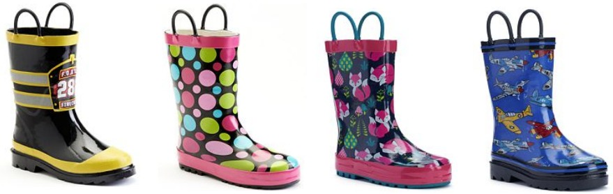 Western Chief Rainboots
