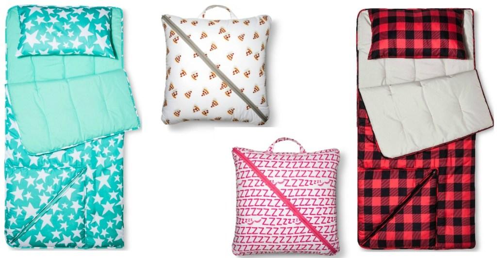 Pillowfort Sleeping Bags