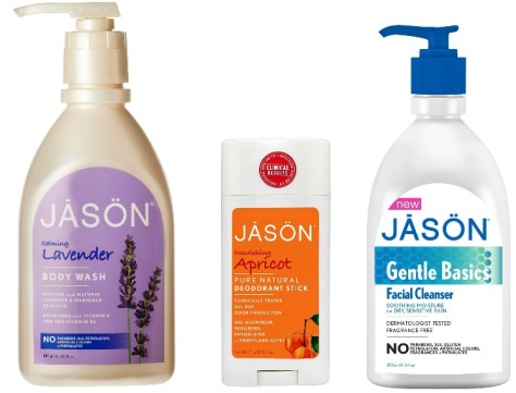Jason body products