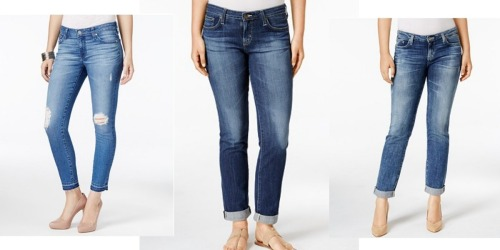 Macy's: Extra 25% Off Purchase = Big Star Jeans Only $14.99 (Regularly $118) + More