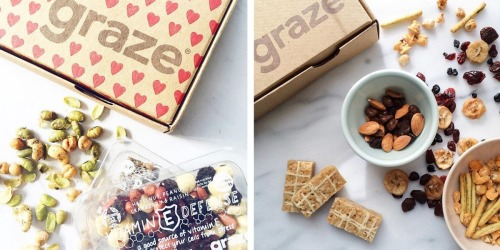 Graze.com: FREE Snack Box + $1 Shipping