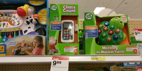 Target: RARE Toy Coupons + TEN Deal Scenarios (Save on Board Games, LeapFrog Toys & More!)