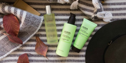 AHAVA: Buy 1 Get 1 FREE Sale = Bubble Bath ONLY $2.66 Per Bottle