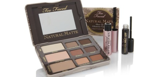 HSN: $20 Off $40 w/ Visa Checkout = Too Faced 3-Piece Eye Collection $20 Shipped (Reg. $40)