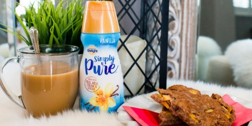 New $0.55/1 Simply Pure Coffee Creamer Coupon