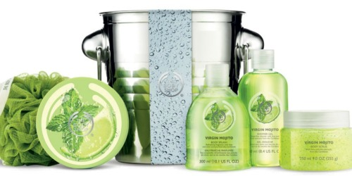 The Body Shop: Mojito Deluxe Gift Collection Only $27.50 Shipped (Regularly $55)