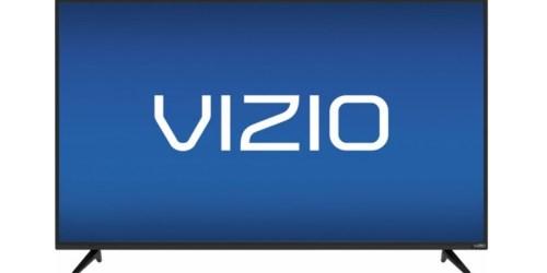 Best Buy: VIZIO 58″ LED Smart 4K Ultra HDTV Only $479.99 (Regularly $799.99)