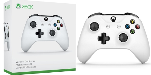 Amazon: Microsoft Xbox Wireless Controller Just $38 Shipped