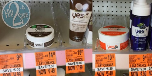 Walgreens Shoppers! Keep Your Eyes Peeled for Clearance on Yes to Products…