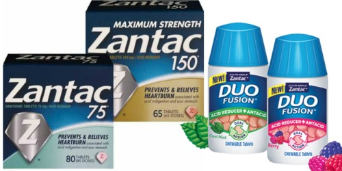 CVS: Better Than FREE Zantac Products (After Rewards & Rebate)