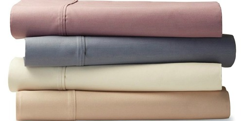 Kmart: 1000 Thread Count Cotton King or Queen 4-Piece Sheet Sets Only $17.99 (Regularly $59.99)