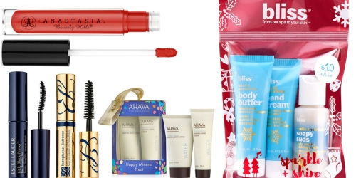 Macy's: Designer Beauty Items $8-$10 Shipped AND Get Back $10 Macy's Money