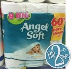 Angel Soft 9 big roll
