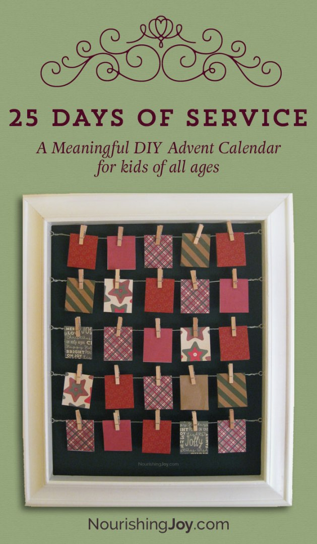 Meaningful Service Advent