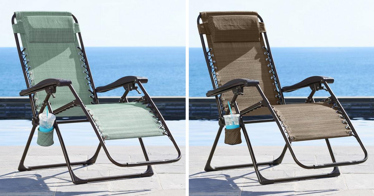 Kohl S Sonoma Antigravity Chairs Only 33 99 Regularly