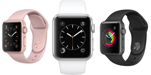 Macy's Black Friday Deals Live NOW = Apple Watch Series 1 Only $229.99 Shipped (Reg. $299)