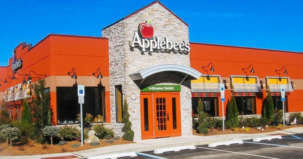 applebee's store front