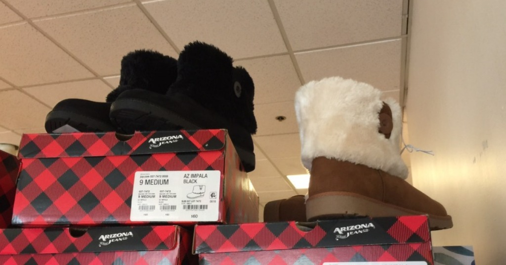 329f589cf7782 JCPenney Black Friday Deals   14.99 Women s Boots