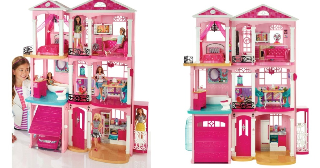 Stupendous Target 30 Off Toys Barbie Dream House Only 123 89 Reg Download Free Architecture Designs Rallybritishbridgeorg