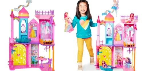 Target.com: Barbie Dreamtopia Rainbow Cove Princess Castle Only $49 Shipped (Reg. $99)