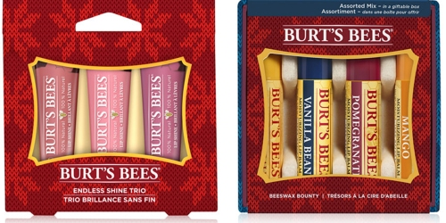 Macy's: Burt's Bees Items As Low As $5.80 Shipped AND Earn $10 Macy's Money