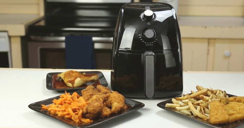 Kohl S Bella Air Fryer Only 39 49 Shipped After Rebate