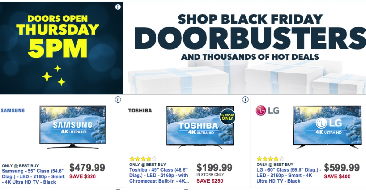 Best Buy Black Friday Ad Scan Now Available 16 Deals Are Live Online Now Hip2save