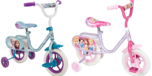 Kmart: Disney Frozen or Disney Princess Bike ONLY $19 (Regularly $49.99)