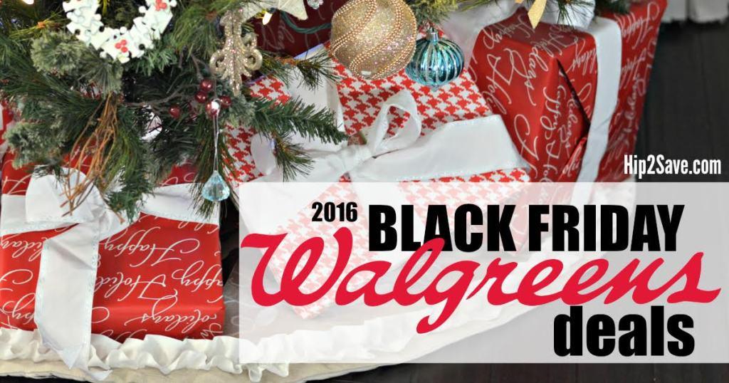 Walgreens Black Friday 2016
