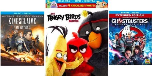 Best Buy: Blu-ray Movies Only $4.99 (After Gift Card) + Buy 1 Get 1 Free Blu-rays